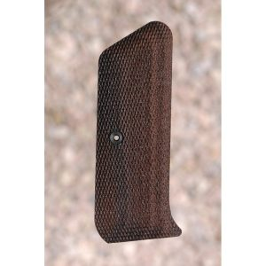 Colt Woodsman 1st Series Wood Grips (Fully Checkered)