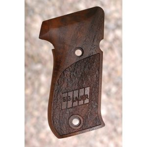 SIG P220A WOOD GRIPS (TEXTURED)